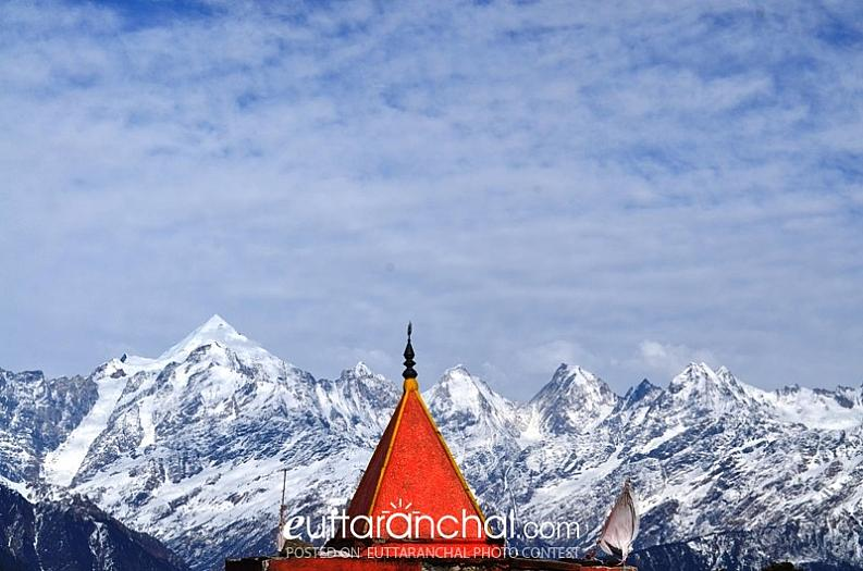 Colouring the Panchachuli