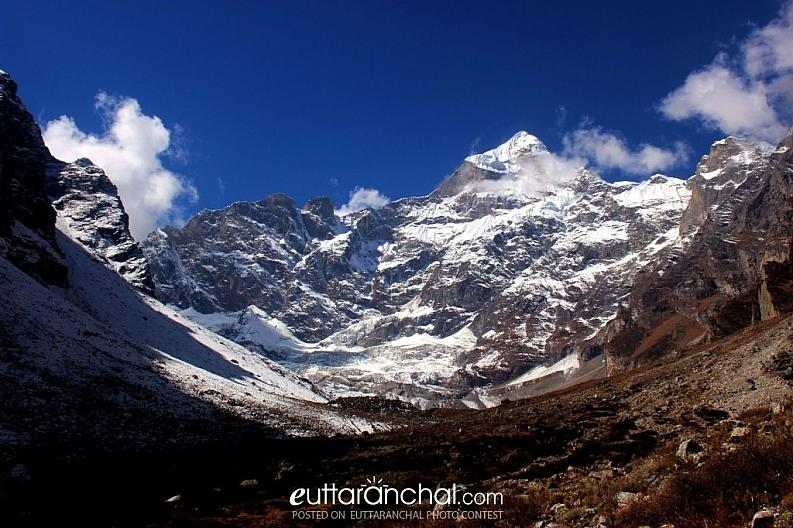 The Neelkanth Peak