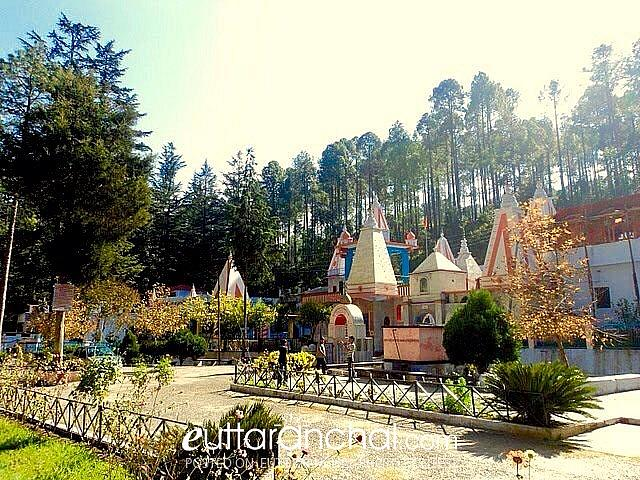 Binsar Temple