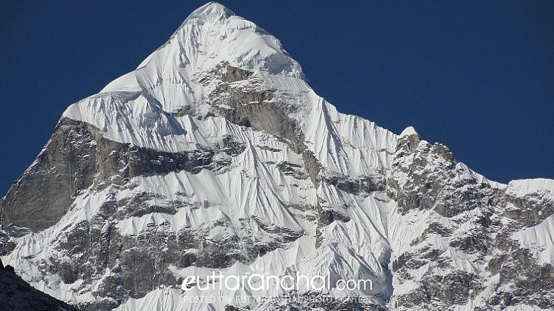 Silver Beauty from Badrinath
