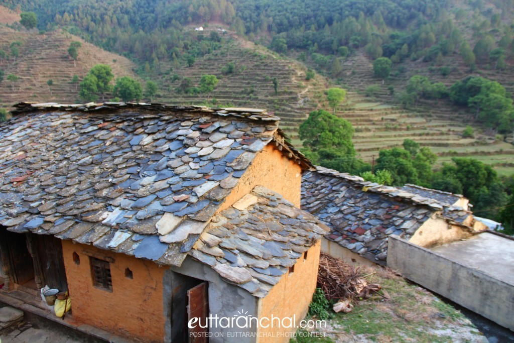 Old traditional houses in our native village for Old traditional houses