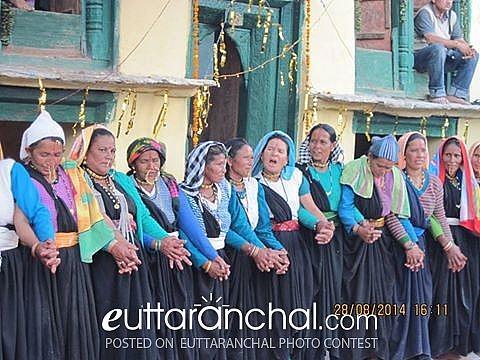Astha aur ahas ki triveni-Nanda Devi Rajjat