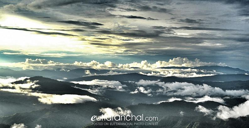 paradise on earth: life above clouds