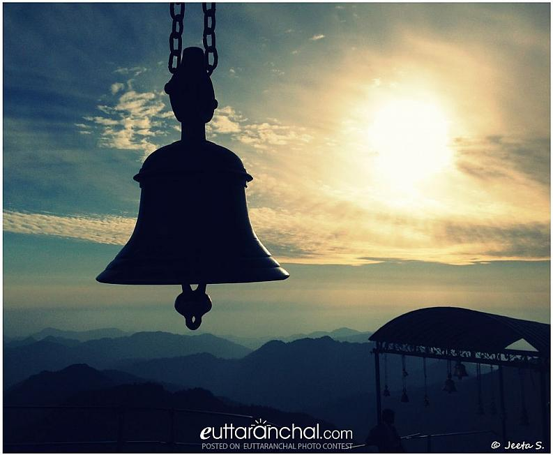Ringing the Bell to the Holy Sun