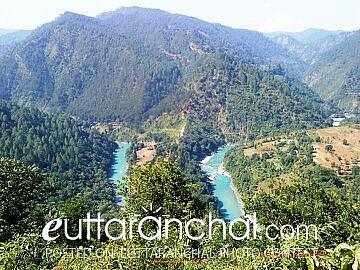 Ramganga river