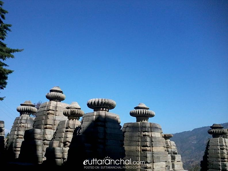 Source of energy: Sun Temple at Katarmal, Almora