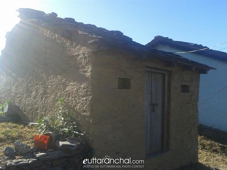 Uttarakhandi house