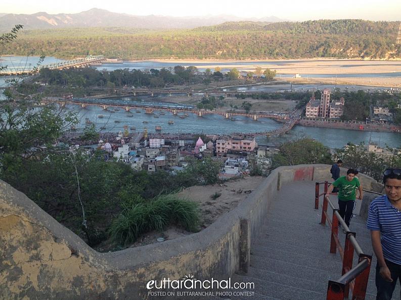 Beauty of Haridwar (Har ki Pauri)