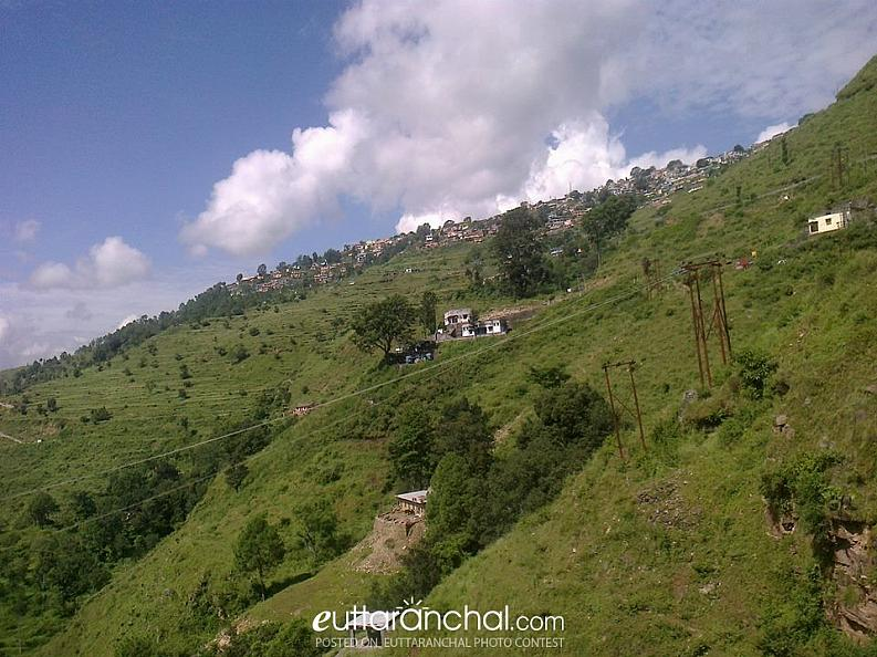 Almora Town and City