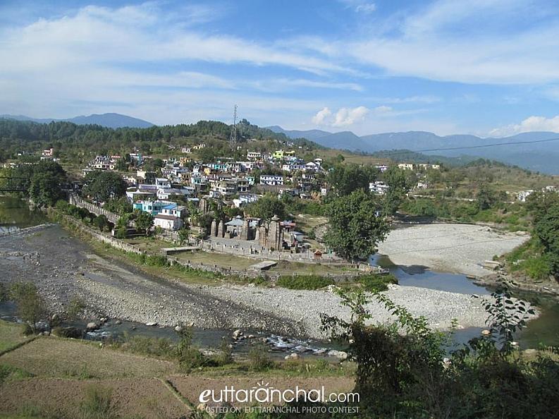 Baijnath Mandir, Garur