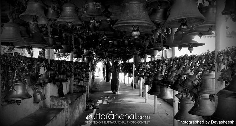 Chitai Temple, Almora