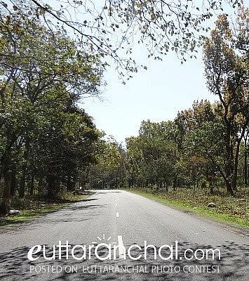 Dehradun-rishikesh highway