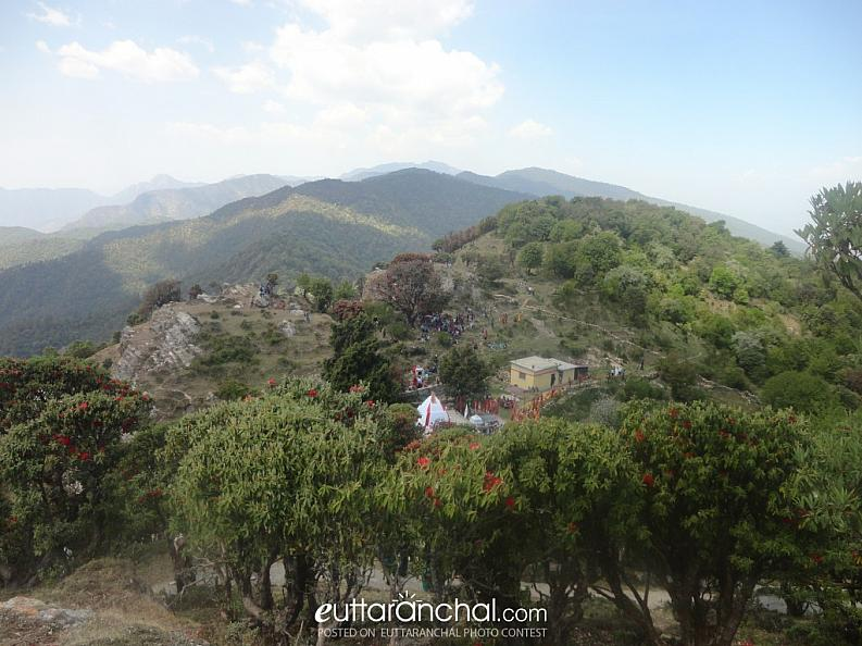 View of Badandgarhi