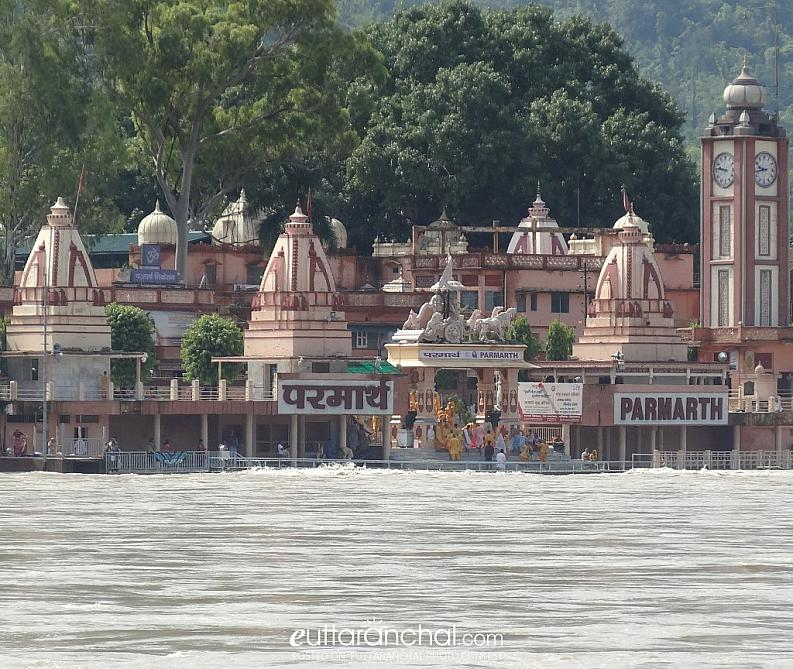 Being Religious at Rishikesh