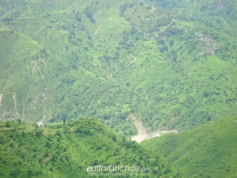 Beauty of Uttarakhand Hills