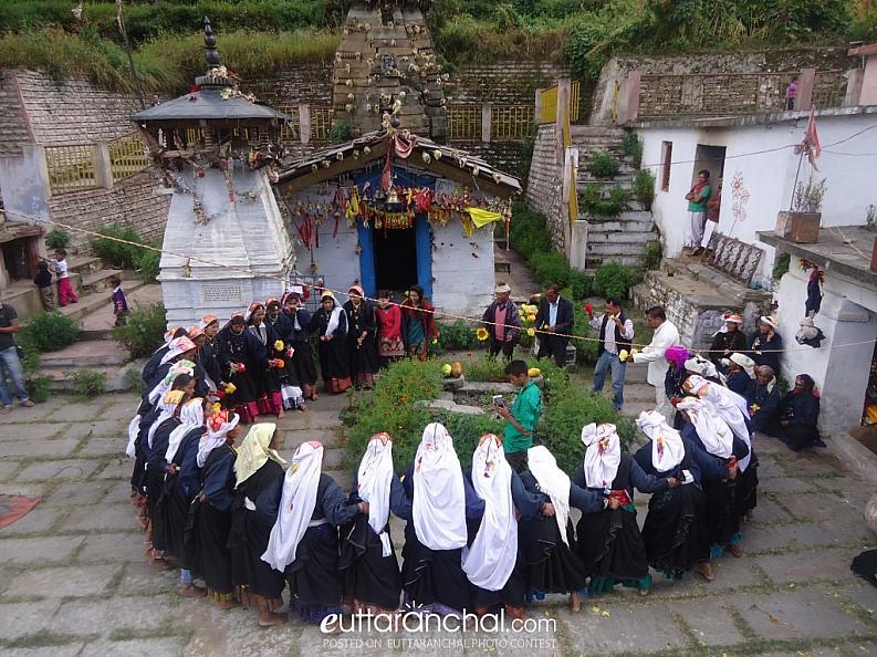 Maa Nanda Devi Mandir