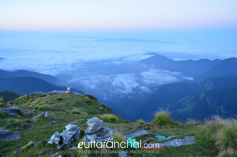 Morning view from Chopta