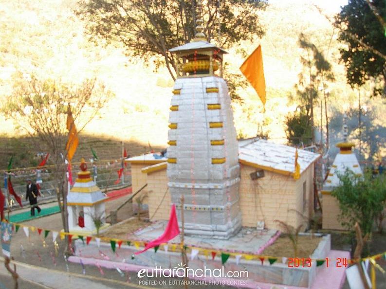 Ma Indrasani temple