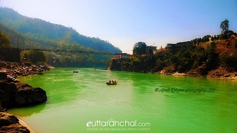 The Green Ganga