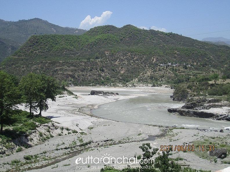 River Gange