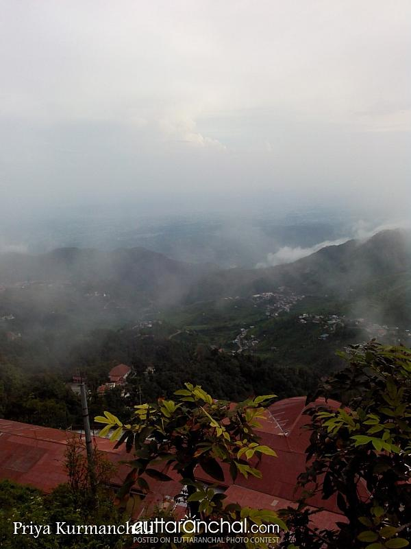 Adorable View from Mussorie