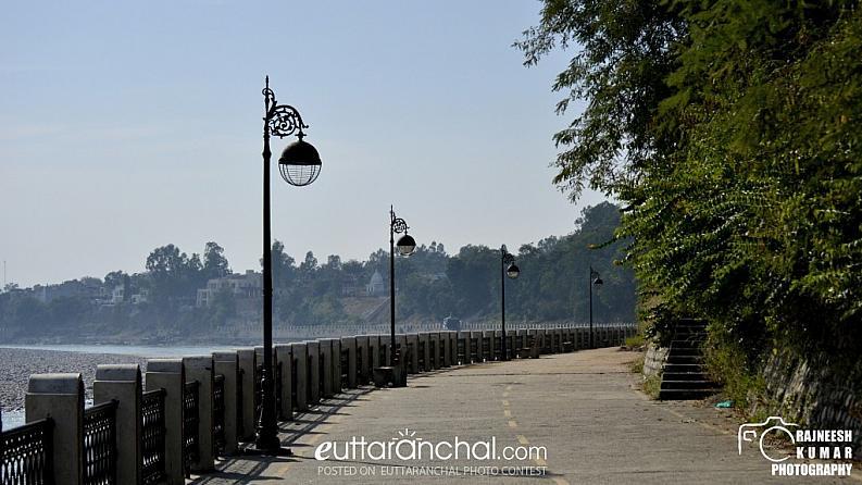Marine Drive Rishikesh