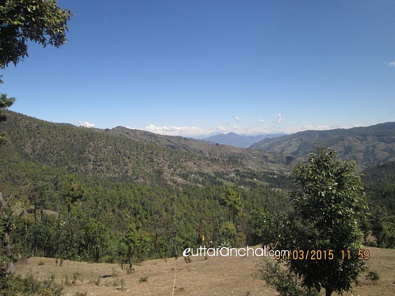Nanda Devi view