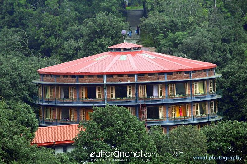 A house-Beauty of mussoorie