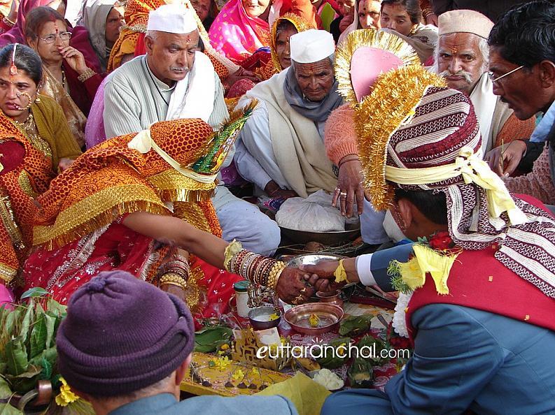 Kumaoni Marriage Ceremony