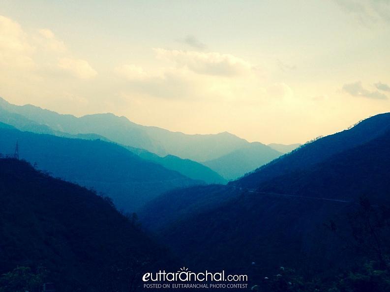 Hills :)