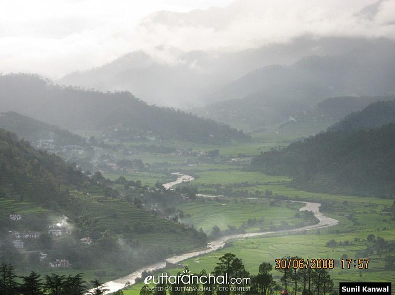 Mesmerizing Someshwar Valley