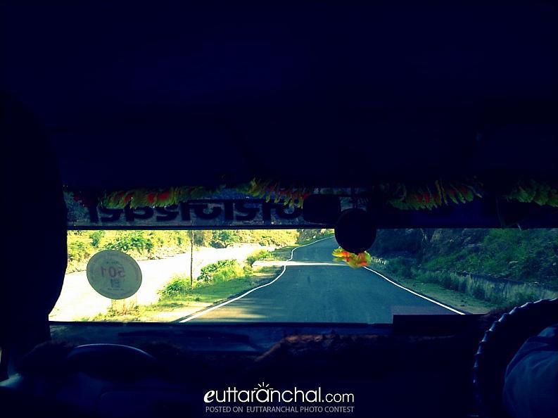 sharp turn ahead, hv fun