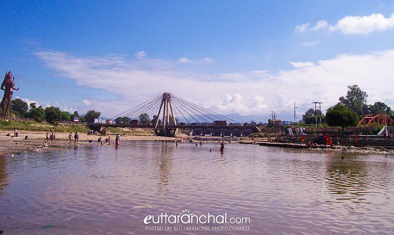 Ganga Ghat Renovation