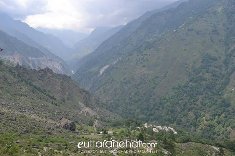 Goriganga Valley