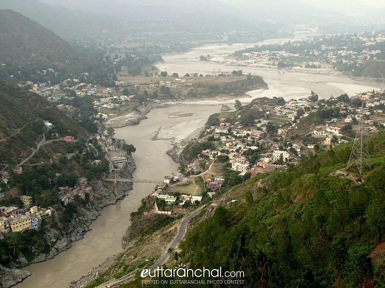 Srinagar valley