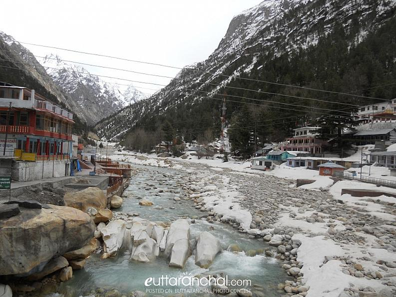Ghost Town – Gangotri