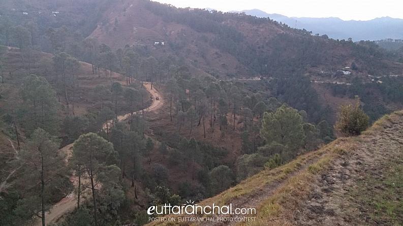 sant pahari roads