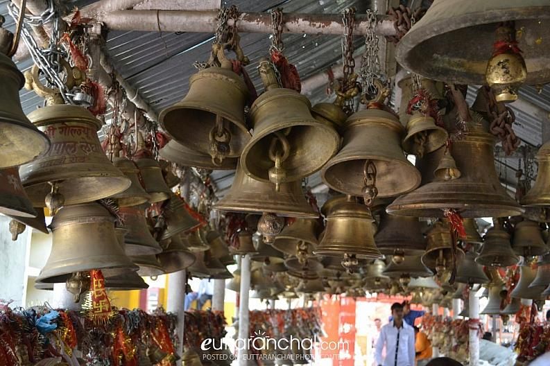 Bells of chitai golu devta