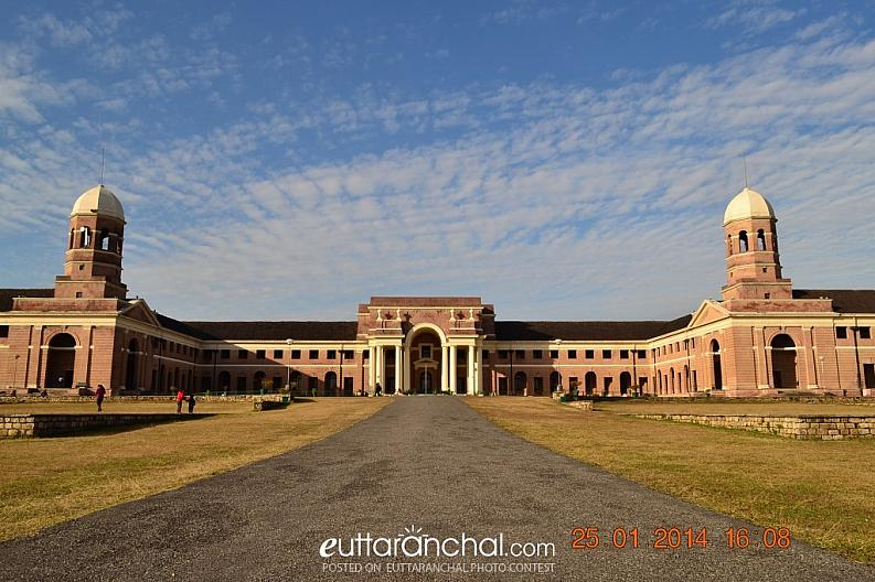 Forest Research Institute (FRI) Dehradun.