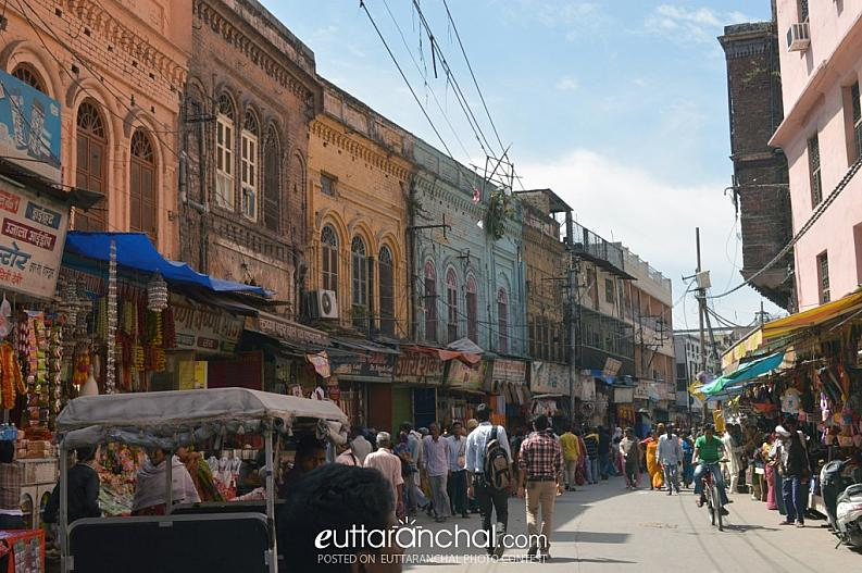 The Haridwar Street