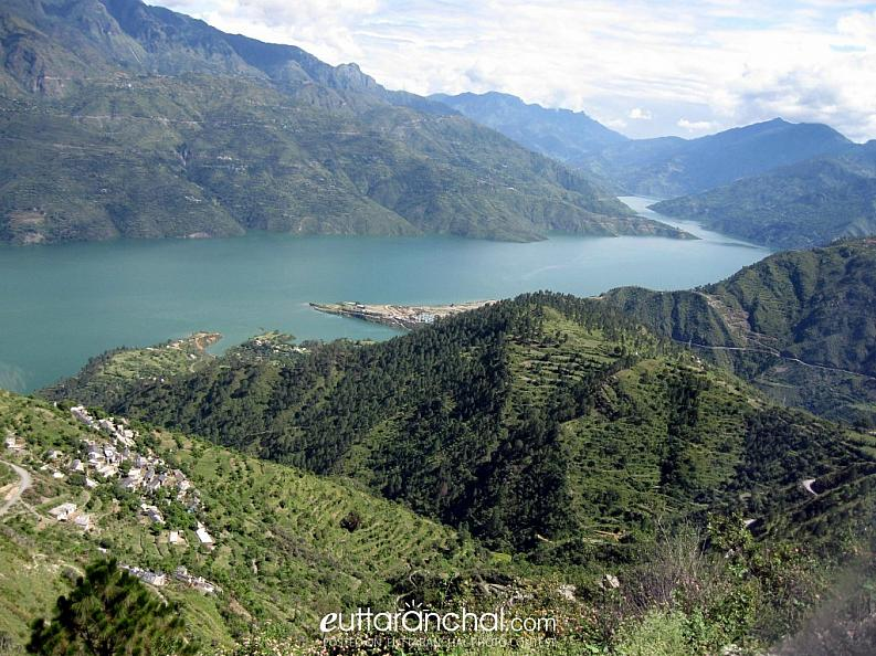Beautiful Tehri