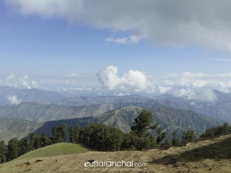 Nag Tibba Summit