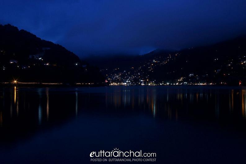 Nainital – The Night Beauty