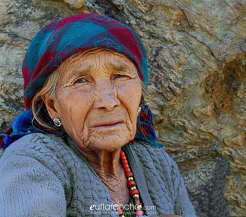 Old Woman of Johar Valley