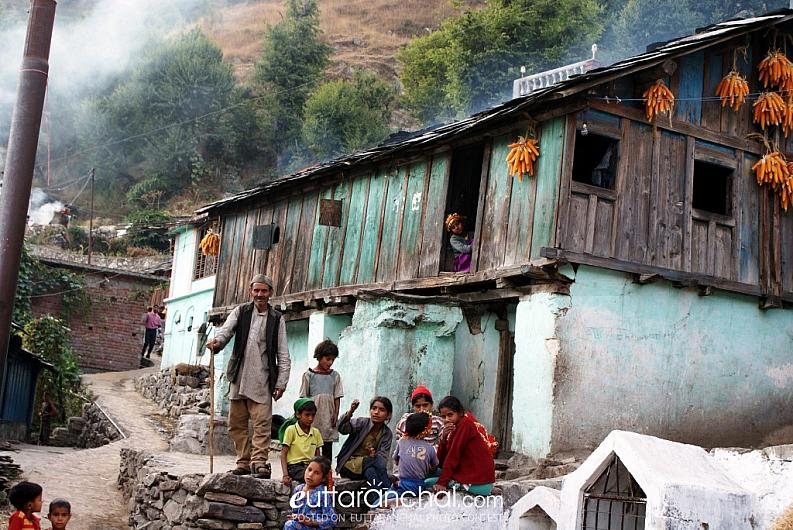 Afternoon in a Jaunpur Village