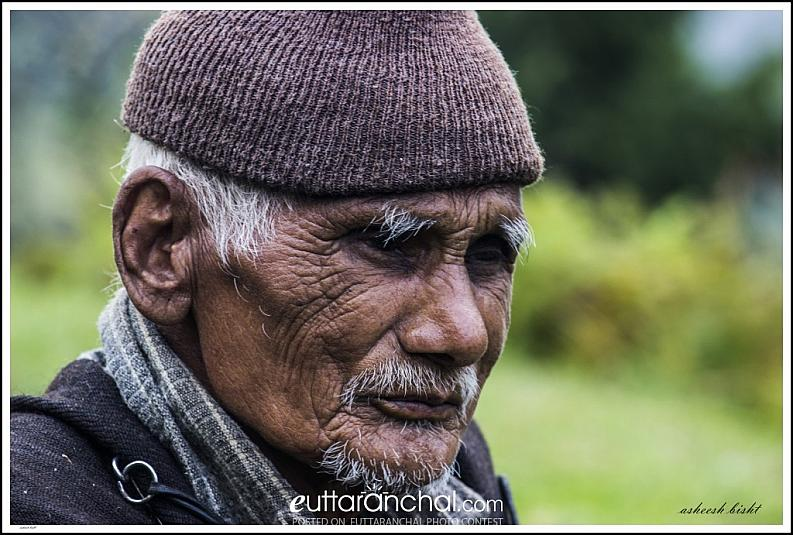 An old  Man from Van