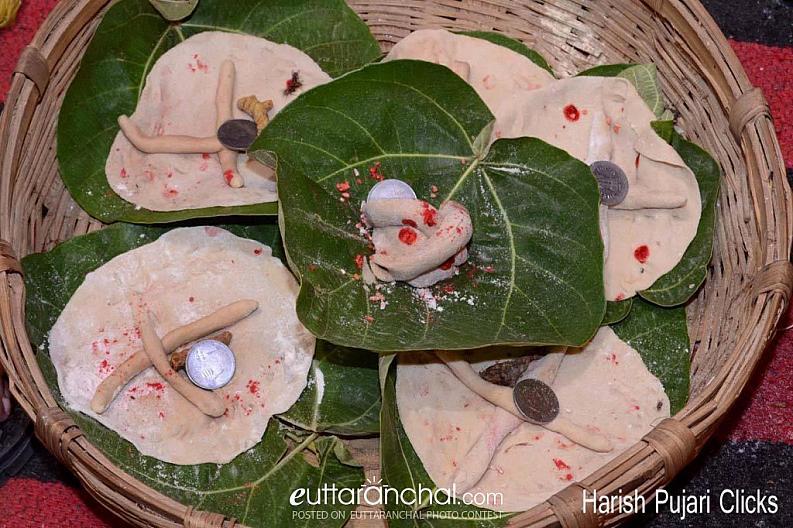 kumauni culture suaal pathai