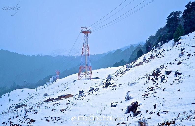 ChairLift Tower