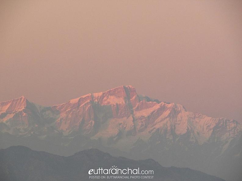Proud Himalayas