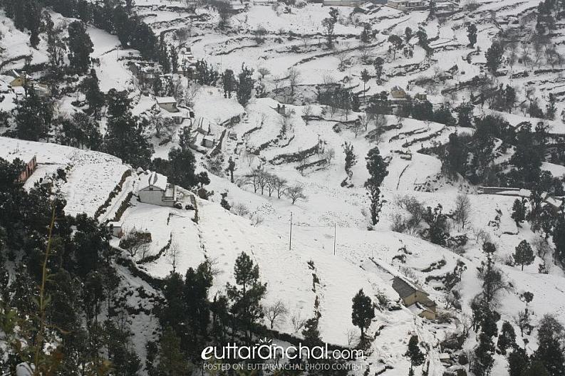 hills of uttarakhand